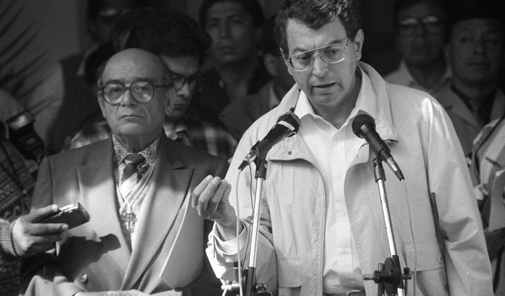 Carlos Montemayor y la rebelión indígena zapatista
