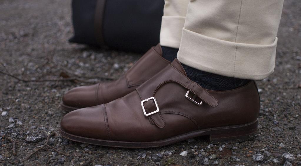 Манжеты на брюках. Классические брюки с манжетами. Прямые 78